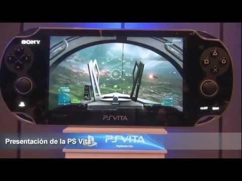 Sony presenta PS Vita en Lima, Perú
