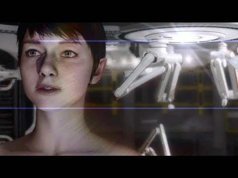 Kara, cortometraje en tiempo real de Quantic Dream