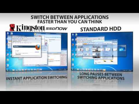 Kingston bajará precios de sus Discos SSD