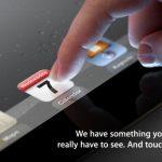 Apple confirma que el  el iPad 3 llega el 7 de marzo