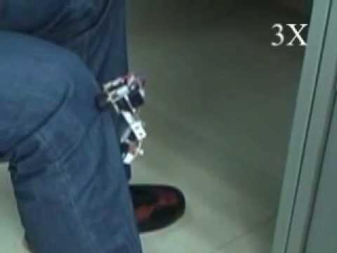 Clothbot: El Robot que Sube por la Ropa
