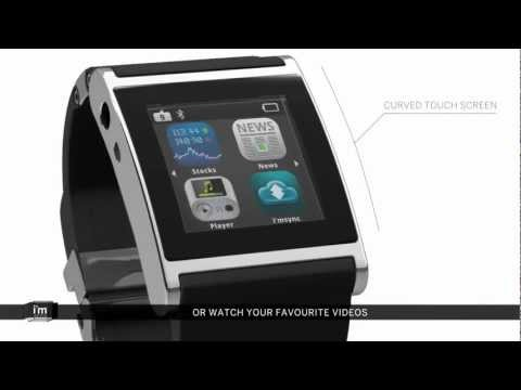"I´m Watch: el primer ""smartwatch"" del mercado."