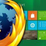 Mozilla denuncia que en Windows 8 solo funcionará Internet Explorer