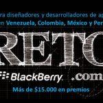 Participa en el Reto BlackBerry desde el 14 de mayo