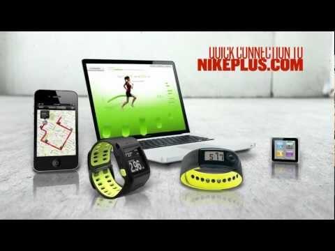 Nike y TomTom Lanzan un Nuevo Modelo del Reloj Deportivo-GPS Nike+