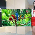 LG Muestra sus Televisores Más Avanzados Hasta Ahora