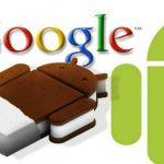 Cuota de Mercado del Android Ice Cream Sandwich Sube a 7.1% Mientras que la Base de Usuarios de Android Aumenta