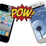 Samsung Galaxy S III Podría Tener Problemas Antes de su Salida en Estados Unidos Debido a Demanda de Apple