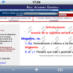 La Real Academia Española Finalmente se Pone al Día con la Web