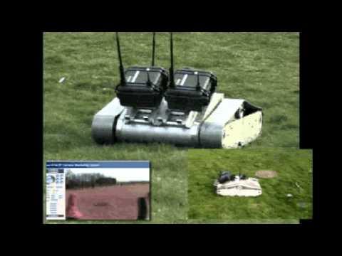 "Robot Wi-Fi que extiende la red por donde vaya ""Node.js"""