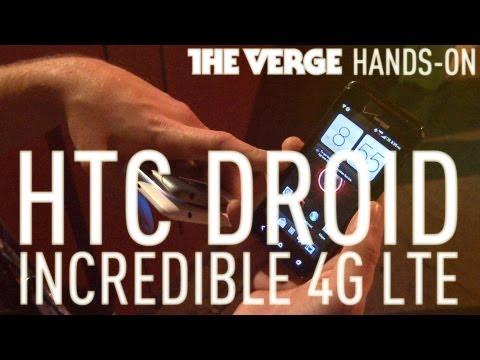 DROID 4G LTE: El Super Smartphone de HTC Llegará este 5 de Julio