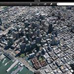 iOS contará con imágenes 3D de Google Earth