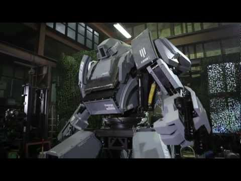 Ya es posible tener tu propio Robot piloteable: El Kuratas