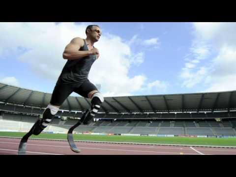 ¿Cómo funcionan las prótesis de Oscar Pistorius?
