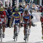 Tweets pueden causar problemas en el GPS de los ciclistas en los Juegos Olímpicos
