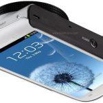 La Samsung Galaxy S Camera retoma el escenario.