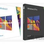 Se filtran imagenes de los posibles empaques de Windows 8