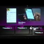 RIM expone su nuevo BlackBerry L Series totalmente táctil