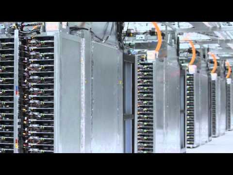 Centro de Datos de Google. Una visita al Corazón de la Internet Física