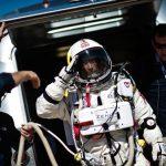 Baumgartner saltó desde la estratósfera a una altura de 39 mil metros