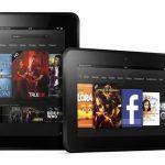 Excelentes ventas las del Kindle Fire en el Black Friday
