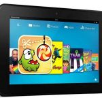 Amazon presenta su tablet Kindle Fire 8.9 HD
