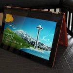 Lenovo presenta nuevas tablets-laptops