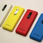 Nokia ha lanzado sus smartphones Asha 205 y 206