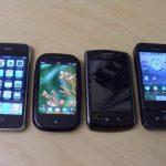 Se han vendido más smartphones en 2012 que en el 2011
