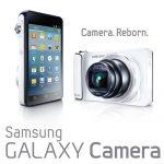 Samsung estrena la nueva Galaxy Camera.