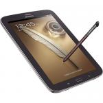 """Samsung introduce la tablet """"Brown Black"""" Galaxy Note 8.0 en el Mercado"""
